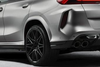 Még agresszívabbak a BMW izomterepjárói