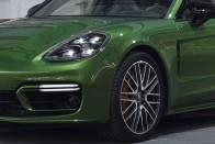 Érdemes megnézni hogy megy 300 km/óra felett ez a Porsche Panamera 1