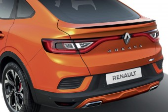 A Renault-nak is lesz hibrid terepkupéja