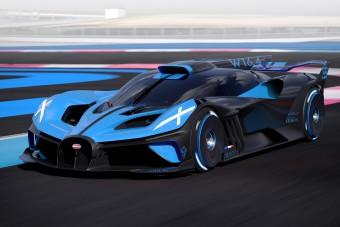 A Bolide minden idők legdurvább Bugattija