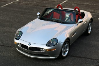Kevés szebb BMW van a Z8-asnál