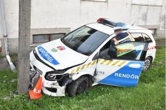 Pokolian rossz napja volt egy mentősnek és egy rendőrnek Szombathelyen