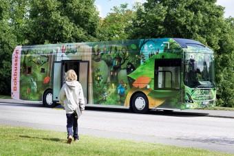Könyvtárbuszokkal népszerűsítik az olvasást