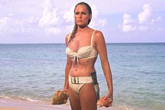 Egy vagyont érhet az első Bond-film híres bikinije