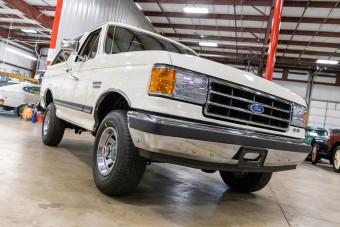 28 évet töltött egy raktárban, majd szinte új autóként, aranyáron adták tovább a Ford Broncót