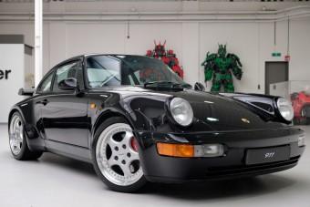 Túl szép ez a Porsche, hogy igaz legyen