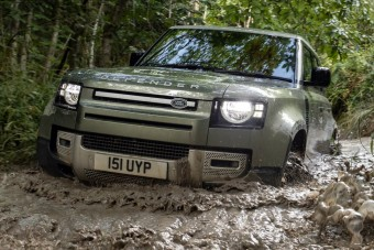 Az űrhajózásból merít technológiát a Land Rover