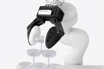 Látással tapint ez a különleges robot