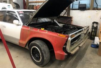 Igazi Frankenstein-projekt a Lexus-pickup