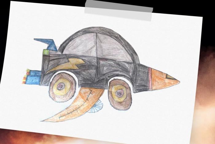 Magyar kislány nyert a nemzetközi rajzpályázaton 9