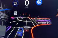 Itt a jövő, a Tesla vezetéssegédje majdnem magától kikerült egy kukásautót 1