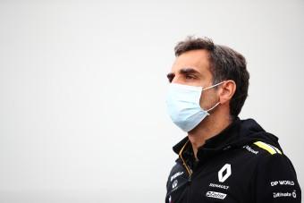 F1: Kirúgták a Renault főnökét