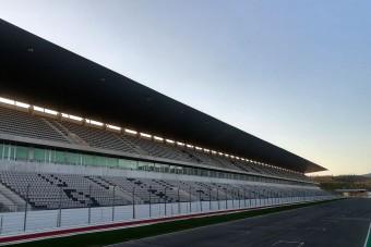 F1: A nézők egy részét nem engedik be a hétvégén