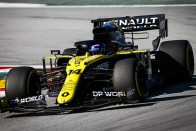 F1: A Renault-nál is megjelent a koronavírus 1
