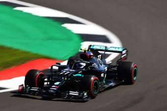 F1: Otthon is az új pályára készül Bottas