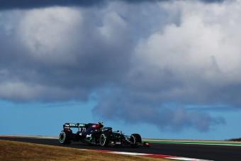 F1: Bottasé az első vér a vadonatúj pályán