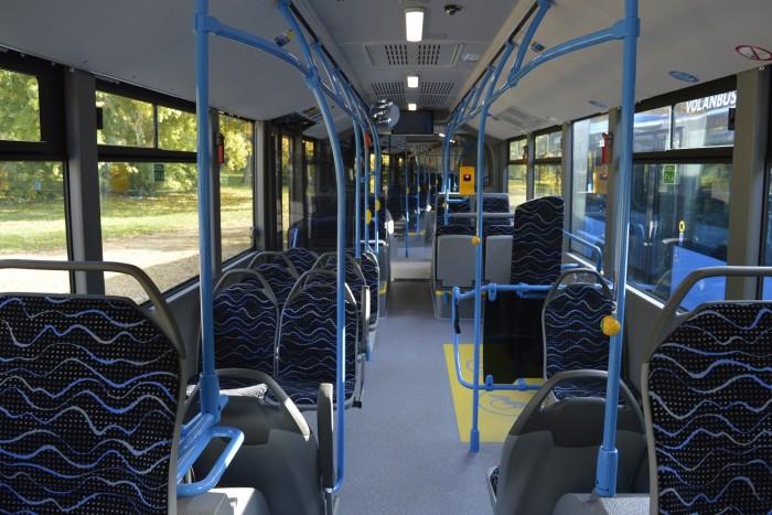 Nuevos autobuses en la capital y en los suburbios 3