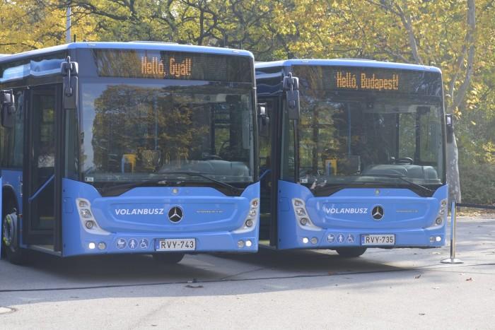 Nuevos buses en la capital y en los suburbios 4