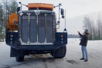 Ha 127 tonna bármit szállítanál bárhova, akkor ez az orosz óriás a megoldás