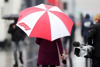 F1: Eső teheti kaotikussá a Török Nagydíjat