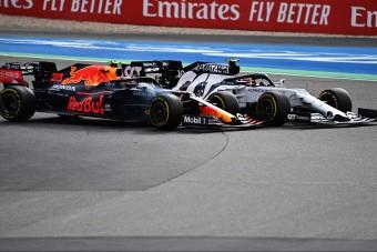 F1: Most rúgatta ki magát Albon?