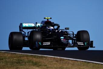 F1: Megtiltották Bottasnak, hogy taktikát váltson