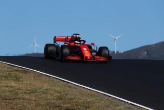F1: Vettel összeroppant csapattársa miatt