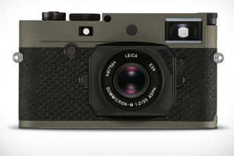Ez a limitált szériás Leica a fényképezőgépek Ferrarija