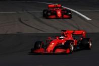 F1: A Ferrari nem hozza vissza a tavalyi autót 1