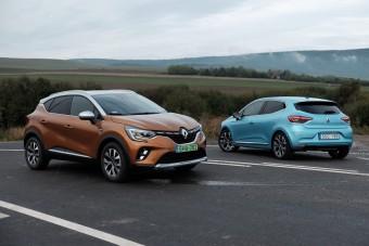 Végigpróbáltuk a Renault összes hibridjét