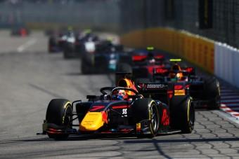 F1: Még idén bevethetik a Red Bull japán favoritját