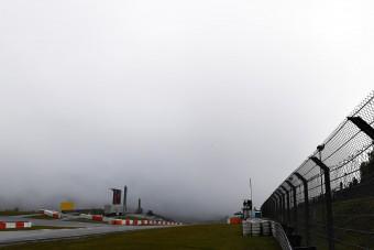 F1: A második szabadedzést is lefújták a Nürburgringen