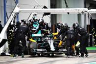 F1: Megható ajándékot kapott Hamilton 2