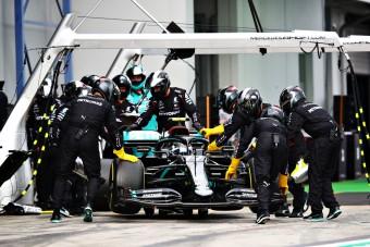 F1: Ezért szálltak el Bottas győzelmi esélyei
