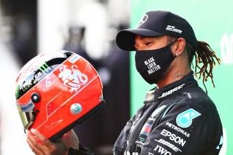 F1: Hamilton tehetségesebb Schumachernél?