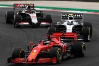 Leclerc: Jó úton jár a Ferrari 3