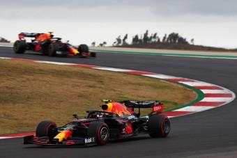 F1: Idén már nem változtat a Red Bull