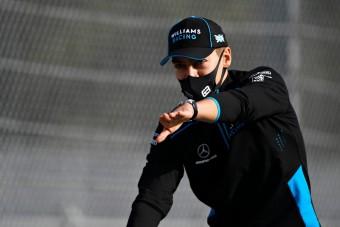 F1: Russellt már idegesíti, hogy nincs jó autója