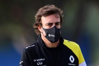 F1: Alonso mostantól jobb csapatjátékos lesz