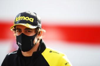 F1: Megnehezítették Alonso visszatérését