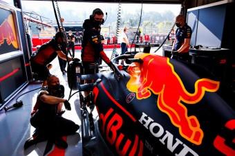 F1: Alakul a Red Bull motorügye