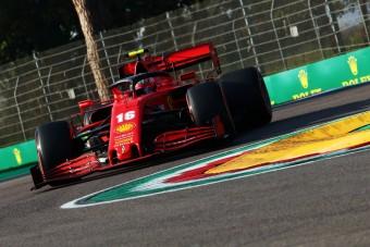F1: Végre nagyon jó hírt kaptak a Ferrari rajongói