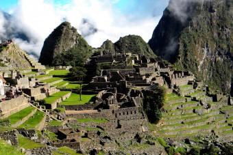 Egyetlen turista számára nyílt meg a Machu Picchu