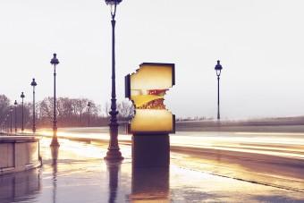 Zseniálisan sikerült a gyorsétteremlánc új reklámja