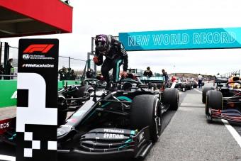 """F1: """"Nincs hozzá hasonló"""""""
