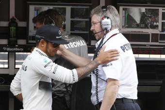 F1: Hamilton pontosan Schumacher ellentéte