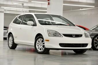 Egy sima fehér Civic is lehet különleges