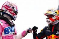 F1: Verstappennek mindegy, kit ültetnek mellé 2
