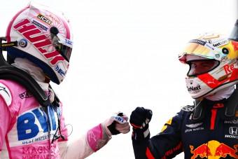 Verstappen: Hülkenberg jó csapattárs lehetne