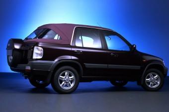 A CR-V, amire a Honda sem állt készen
